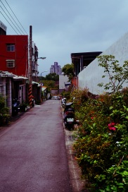 Back streets of Beitou