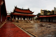 The Confucius Temple in Changhua