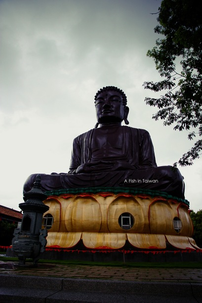 The Bagushan Buddha at Changhua